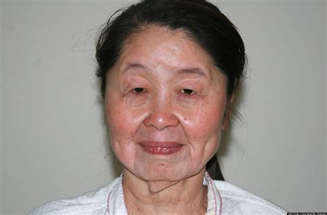 woman 50 year old viet namese chinese woman 28 who looks like 80 year old has plastic