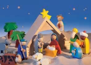 haba wooden christmas nativity set 3100 blueberry