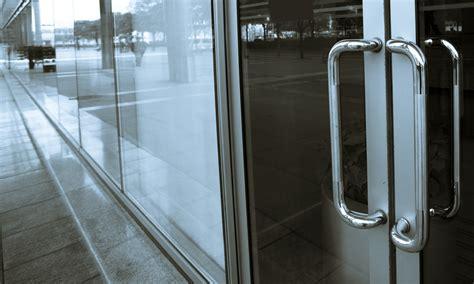 Fairfax Va Glass Repair Services Commercial Glass Door Hardware