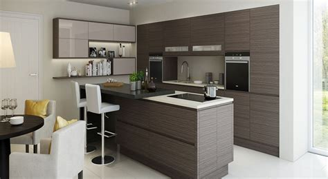 the kitchen collection uk isala dark elm