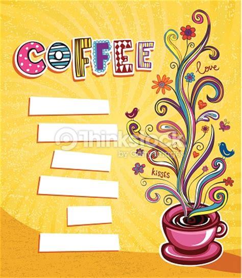 Coffee Theme Background Vector Art Thinkstock Coffee Morning Invitations Templates