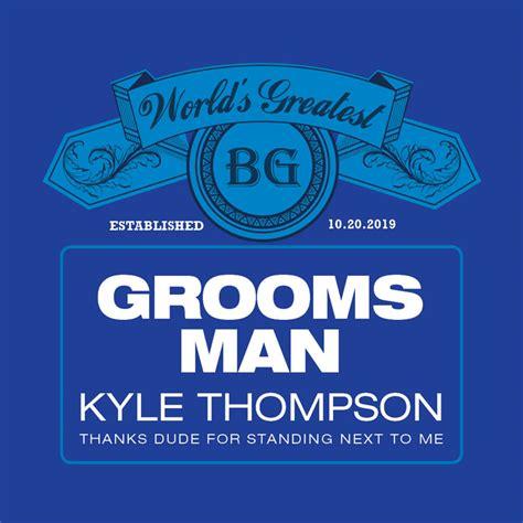 Bud Light Label by New Bud Light Groomsman Label Icustomlabel