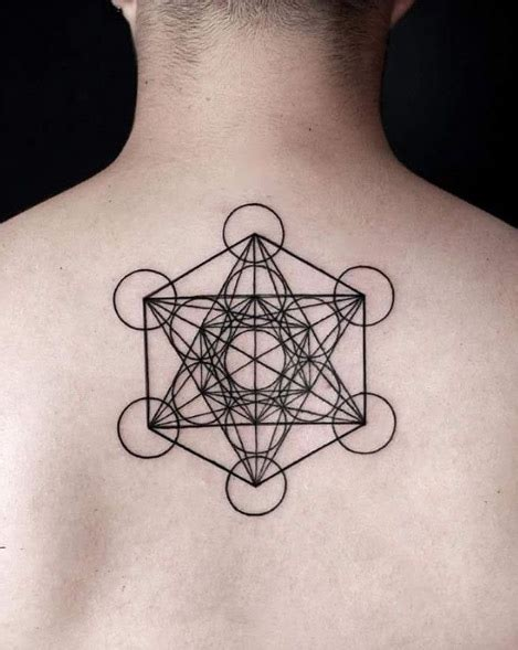 geometric tattoo cube 40 geometric tattoo designs for men and women tattooblend