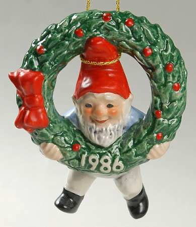 goebel co boy christmas ornament at replacements ltd