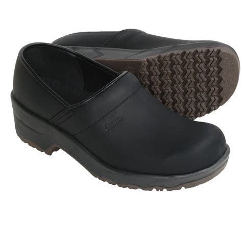 leather clogs for sanita leo clogs leather for save 74