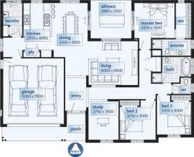 Single Floor Modern House Plans by Single Story House Floor Plans Single Story House Modern