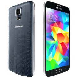 Samsung galaxy s5 16gb sm g900p android smartphone for sprint black