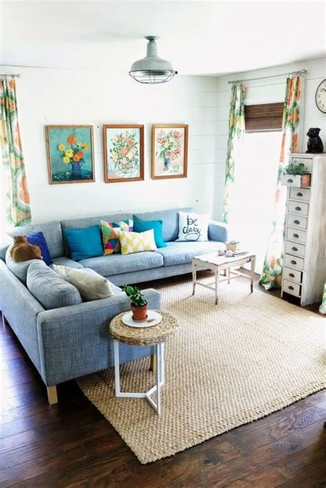 in livingroom 33 cheerful summer living room d 233 cor ideas digsdigs