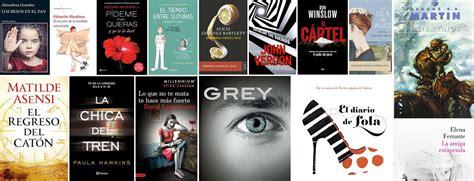 libro que se levanten los los 15 libros m 225 s vendidos en 2015 que no te puedes perder el ojo lector