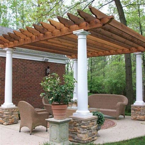 Backyard Adventures Price List Ramsey Pergola Project