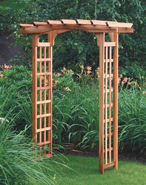 garden trellis plans garden arbor plans designs my journey