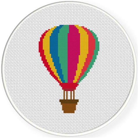air balloon pattern charts club members only air balloon cross stitch pattern