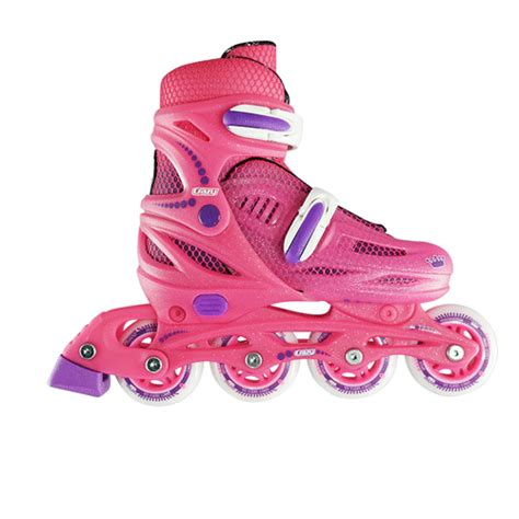 pastel glitter ankle socks simple accessories and comfortable inline skate the 148 adjustable in pink glitter by