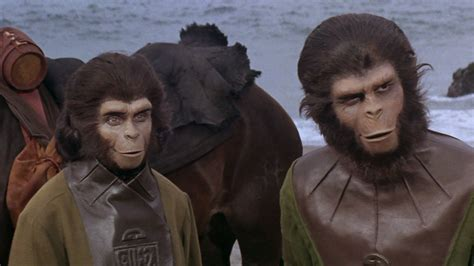 of the planet of the apes the make up and production design of planet of the apes
