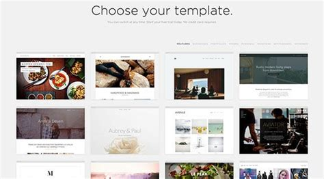 squarespace single page templates squarespace review 2015 top 10 things you should