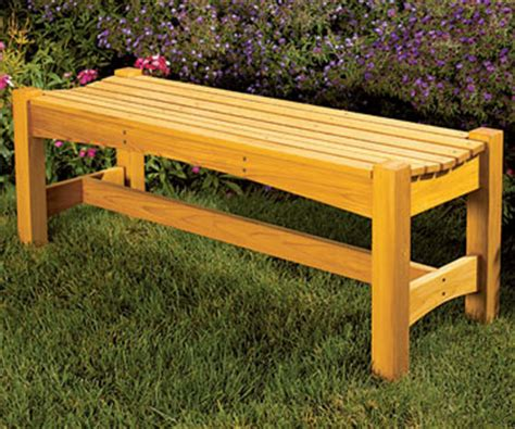 backyard bench plans pdf diy free garden bench woodworking plan download free