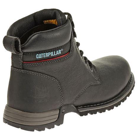 cat freedom womens 6 inch steel toe chukka boot p90387