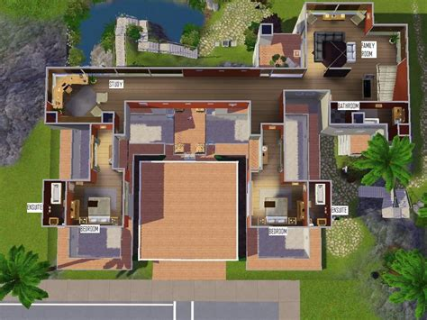 home design career sims 3 mod the sims modern stilt house