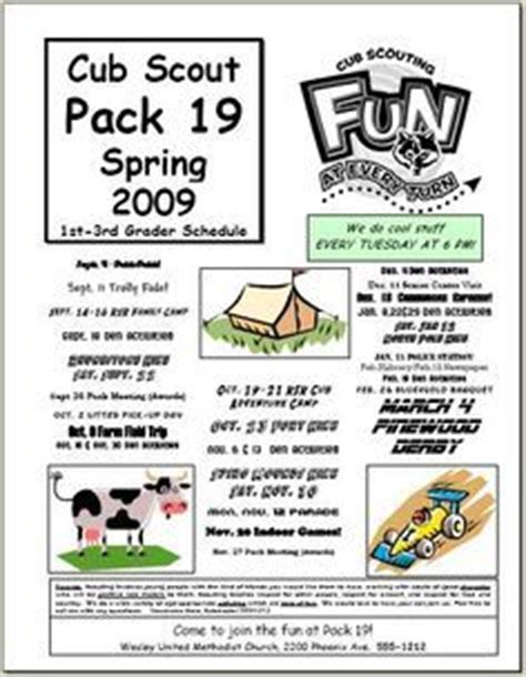 cub scout pack newsletter template pet care requirement 5 keep a chart for two weeks
