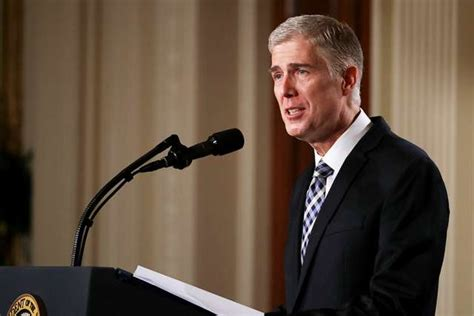 Judge Gorsuch nomination backed by dozens of pro-life ... Judge Neil Gorsuch