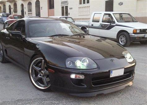 Toyota Supra 2000 Jiknikini 2000 Toyota Supra Specs Photos Modification