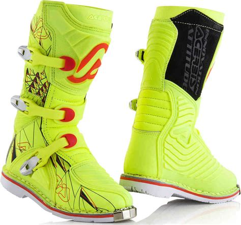 acerbis motocross boots click to zoom