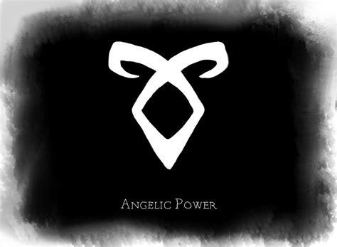 mortal instruments enkeli angelic power rune by hollyfs on