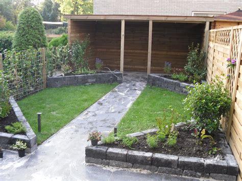 Kosten Aanleg Tuin by Tuin Aanleggen En Onderhouden