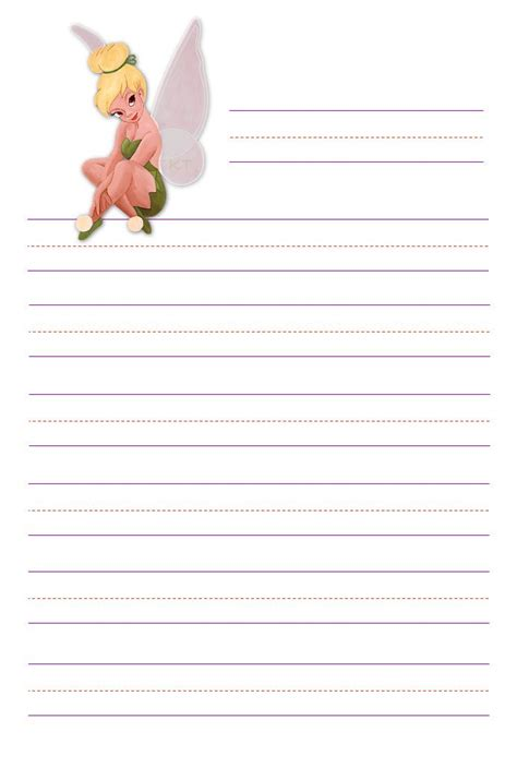 printable disney stationary pin by kristy hall on disney pinterest