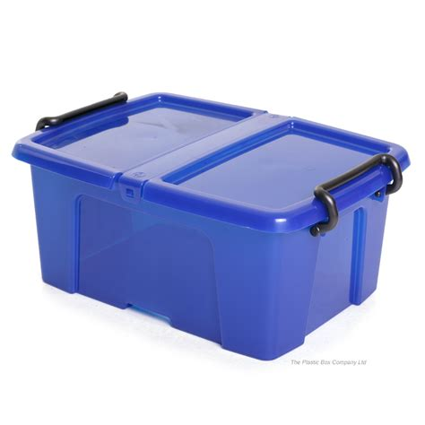 storage box buy 12lt strata smart storage box with lid cd plastic storage box dvd storage box