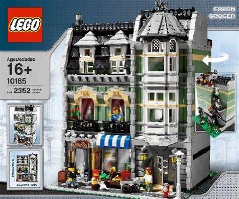 Set Hk 3in1 Ab lego creator green grocer lego anime items plamoya