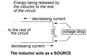 inductor energy discharge inductor discharge direction 28 images discharge behavior of capacitor banks inductor in a