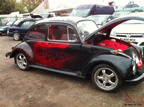 vw beetle  show car