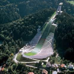 famous contemporary architects the ski jump at innsbruck austria by zaha hahid