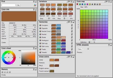what color palette generator suits you best 46 cool color