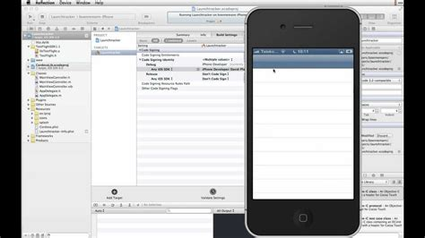 xcode tutorial online xcode tutorial how to run ios apps on an actual device