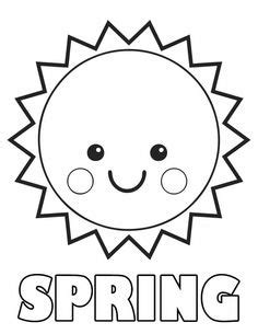 mr sun coloring page spring sun coloring pages nature sun coloring pages