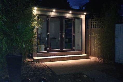 Outdoor Studio Lighting The Studio Garden Building Is A Light Airy Bright Outdoor Office