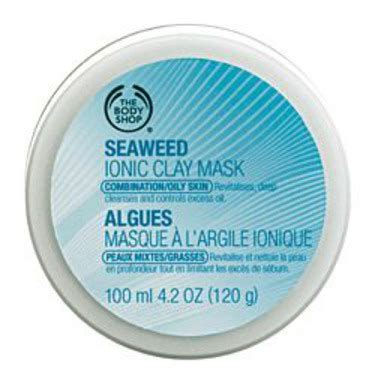 Seaweed Clay Mask the shop seaweed ionic clay mask reviews in masks