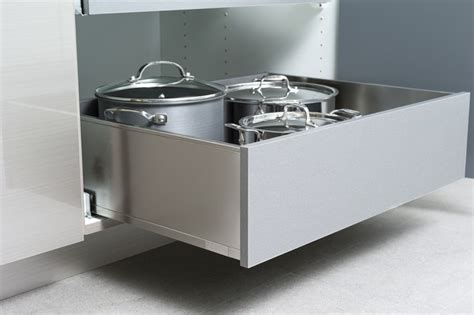 Pan Shelves Storage Pot Pan Storage In Stainless Steel Roll Out Shelves From
