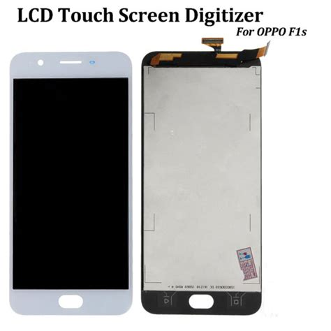 Lcd Touchscreen Oppo F1s Original New for oppo f1s lcd screen touch screen digitizer assembly white cpr17061910 1 18 20