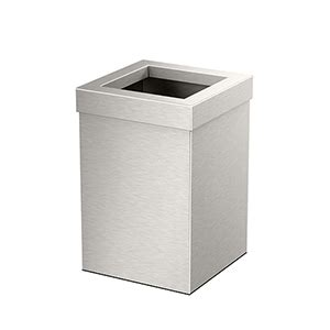 Modern Bathroom Trash Can by Shop Kitchen Trash Can Wood Bellacor