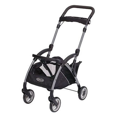 convertible car seat stroller frame graco snugrider elite ultra lightweight stroller frame