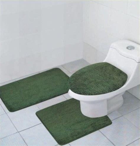 Bathroom Toilet Rugs 3 Pcs Bathroom Rug Contour Rug And Lid Cover Set Hailey Bathroom Rug Set Ebay