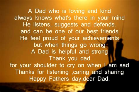 happy fathers day from the happy fathers day poems from www imgkid the image kid has it