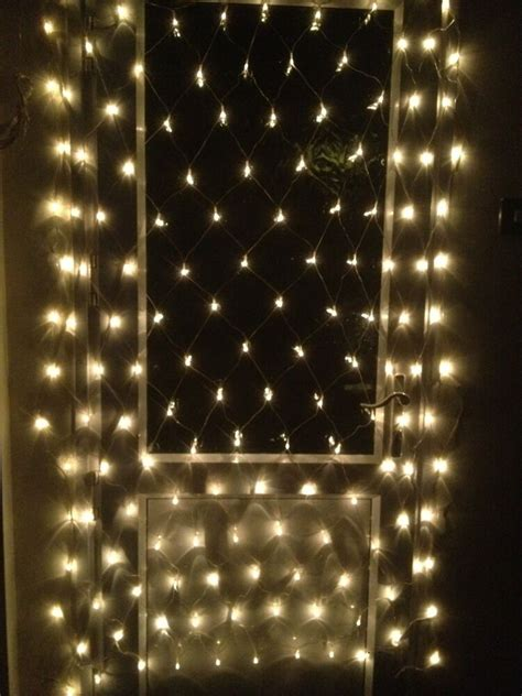 net lights 150 clear white net micro lights low voltage tree wall indoor outdoor ebay