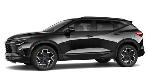 Chevrolet Blazer 2020 Price by 2020 Chevy Blazer Ss Black Colors Release Date Interior