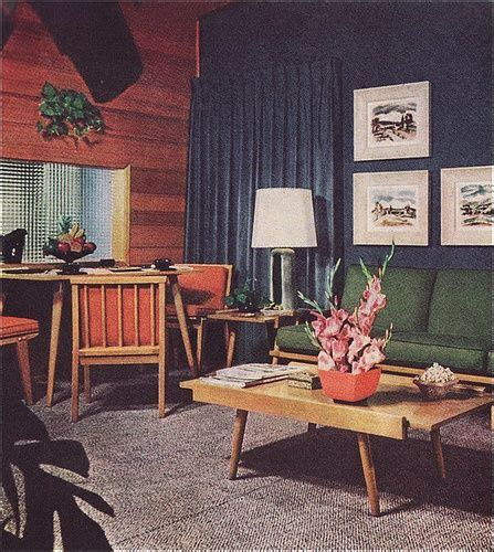 1950s living room 1950s living room design decors pinterest