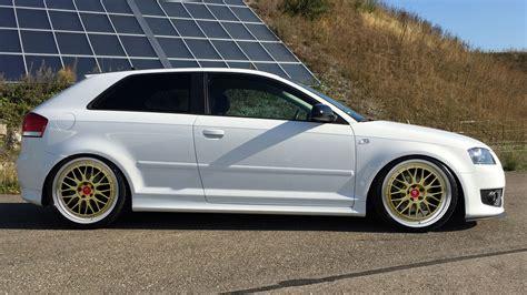 Felgen Audi A3 by Audi A3 S3 8p Sommerr 228 Der Lv1 19 Gold Glanz Dunlop