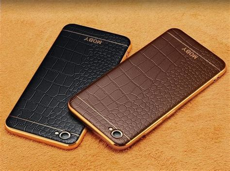 Diskon Golden Metalic Looking Soft Cover F vaku 174 oppo f3 european leather stiched gold electroplated soft tpu back cover screen guards india
